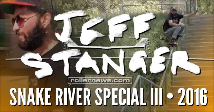Jeff Stanger - Snake River Special III (2016)
