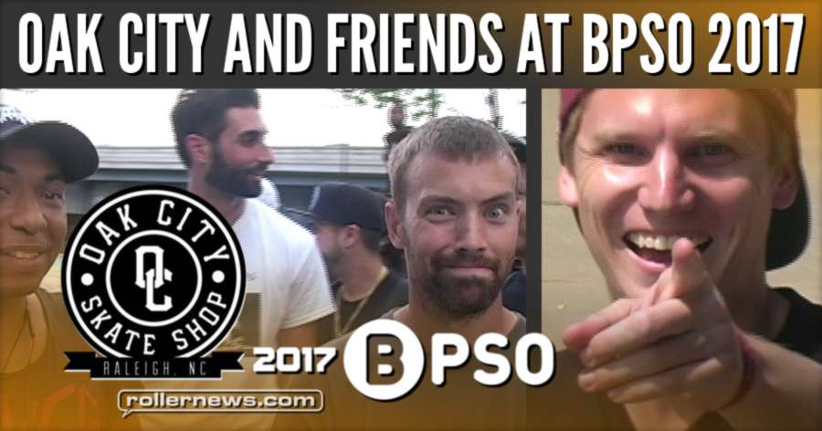 Oak City and Friends at BPSO 2017