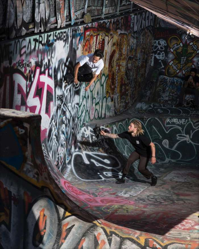 Picture of the day: Sean Keane, by Erick Garcia (San Francisco, California)