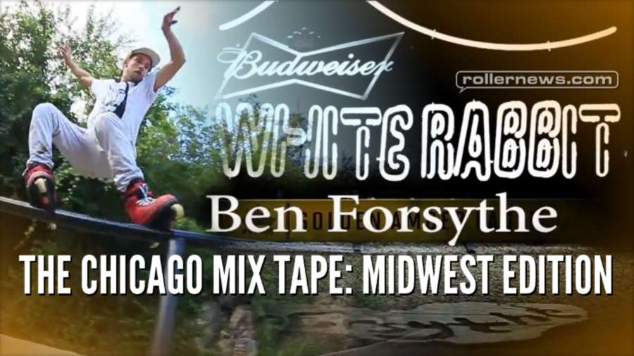 Ben Forsythe - The Chicago Mixtape, Midwest Edition (2017) - Section from the VOD by Doug Sharley