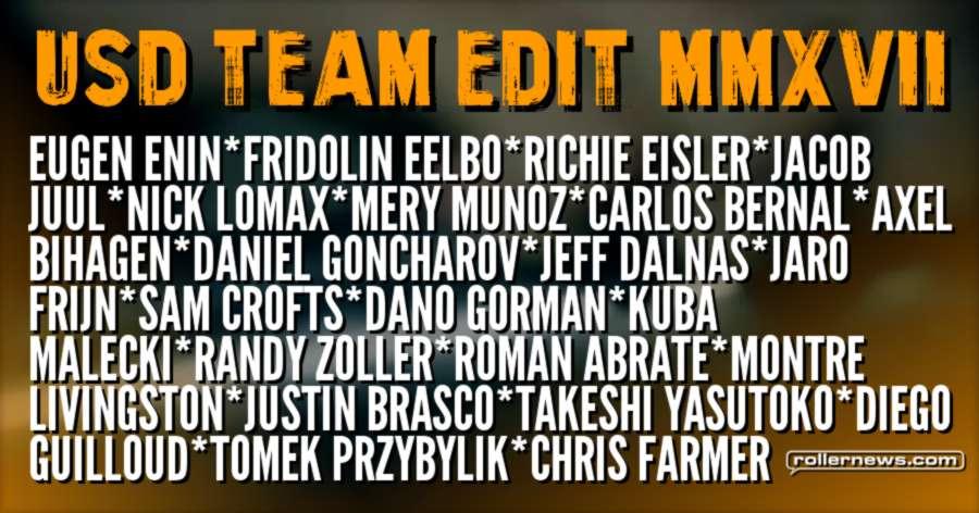 USD Team Edit 2017 by Mark Heuss