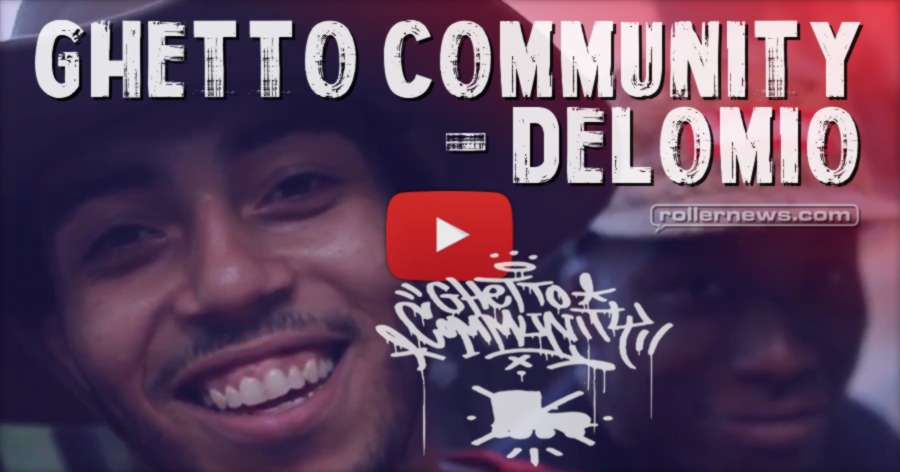Ghetto Community - Delomio (2017)