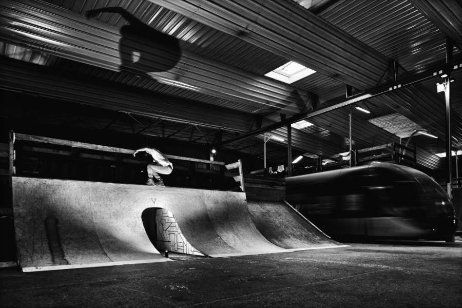 Picture of the day: Tork Soul, Photo by Guillaume Briand