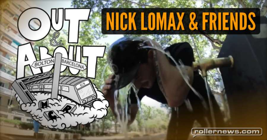 Nick Lomax - Out and About, Summer 2017 (Barcelona, Spain)