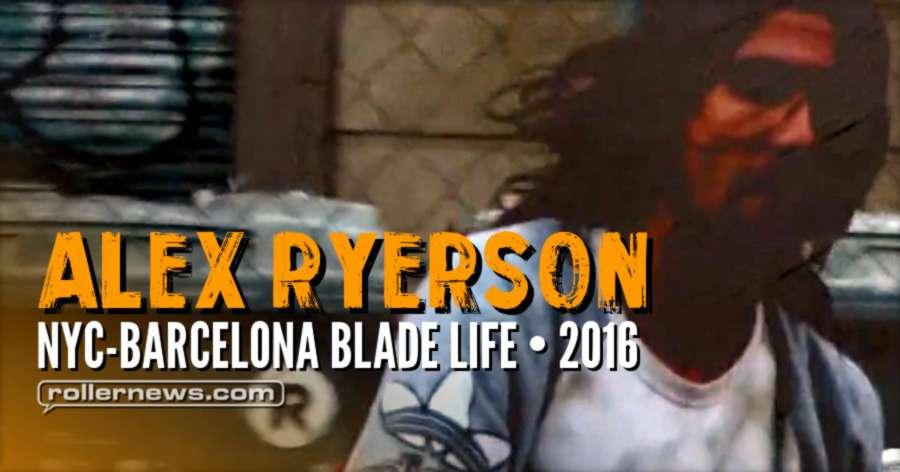 Alex Ryerson - NYC-BCN_BL8_LYF (2016)