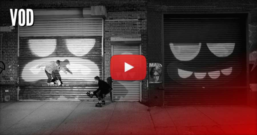 Alex Broskow - Vibralux NYC VOD (2014): Full Video + B-Roll