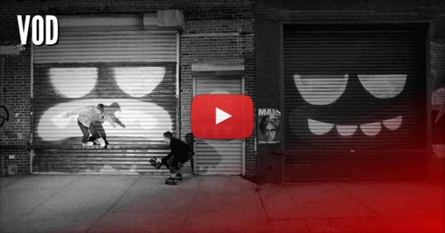 Alex Broskow - Vibralux NYC VOD (2014): Full Video + B-Roll