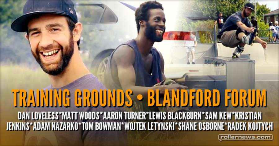 Aaron Turner, Dan Loveless, Matt Woods & Friends - Training Grounds @ Blandford Forum: Edit by Lewis Blackburn