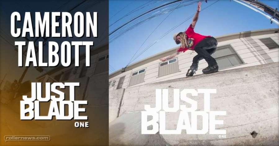 Cameron Talbott - Just Blade Promo (2017)