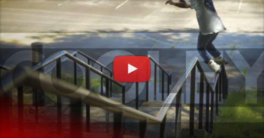 Jon Cooley 2017 - Roll Raleigh, Teaser by Michael Garske