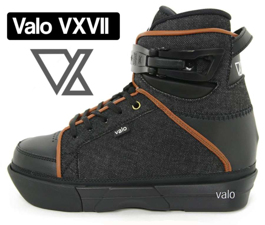 Vibralux Denim and Valo Brand are proud to present the VXVII