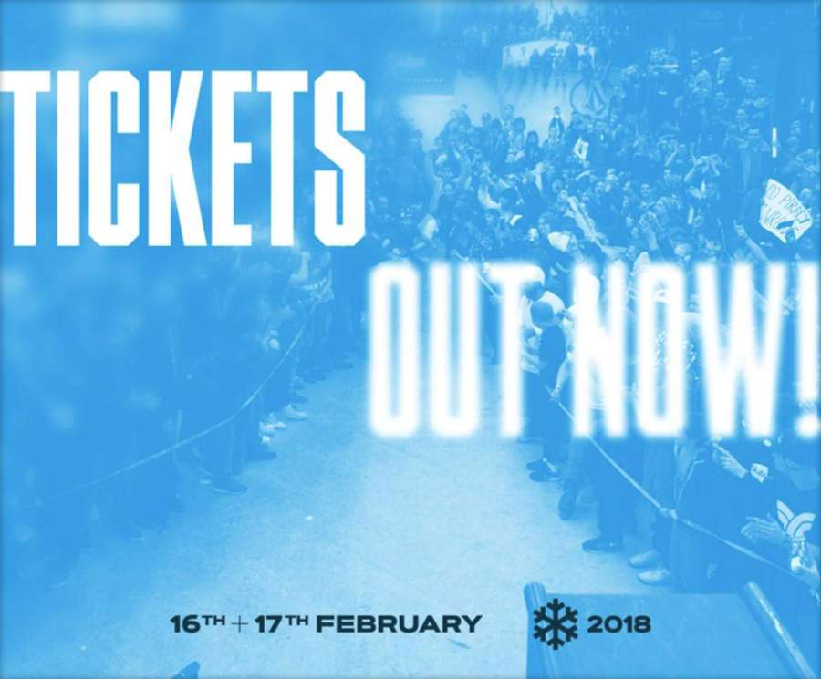 Winterclash 2018 - Limited Tickets