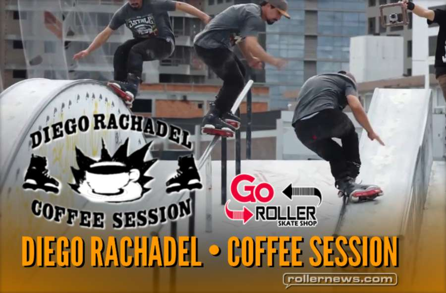 Diego Rachadel (32, Brazil) - Coffee Session (2017)