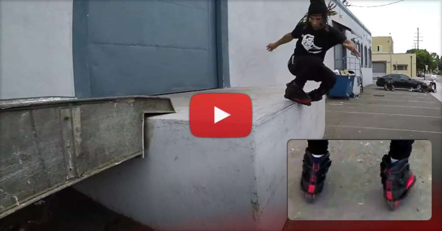 Clip of the day: Franky Morales - Gawds Promo by Erick Rodriguez