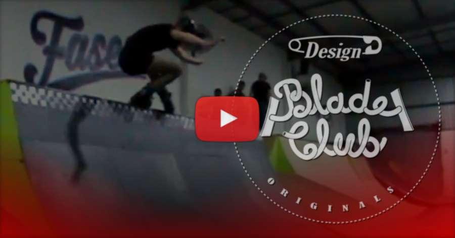 Brisbane Rollerbladers (Australia) - Chill Session at the Village Skatepark - Velvet Couch Edit