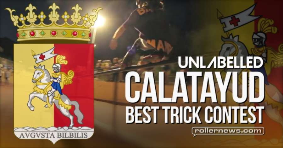 Calatayud (Spain) - Best Trick Contest (2017) - Unlabelled Edit