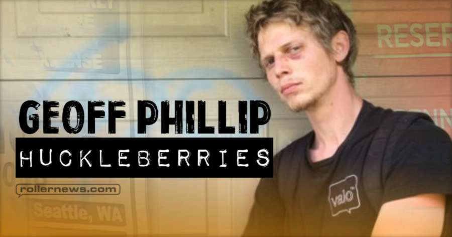 Geoff Phillip - Huckleberries (2017, VOD) by Carter Leblanc - Promo