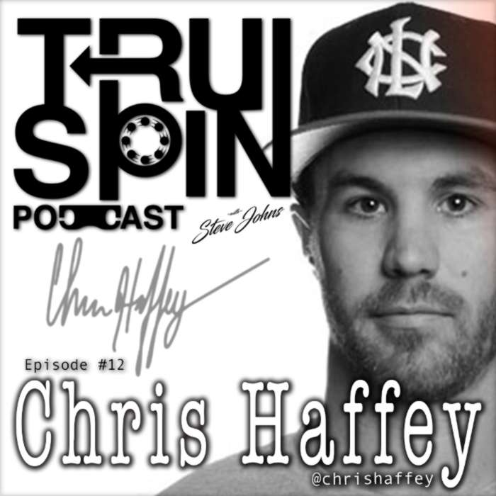 Chris Haffey - Truspin Podcast with Steve Johns (September 2017)