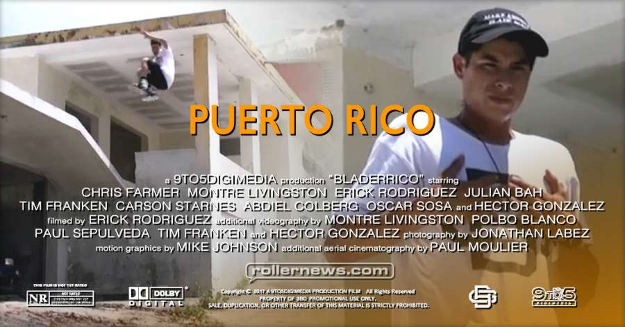 Oscar Sosa never gives up - Bladerrico Clips by Erick Rodriguez