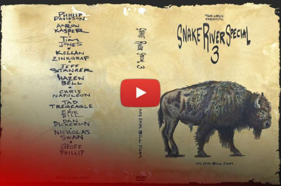 Kellan Zinkgraf - Snake River Special III (2016) by Erik Bill