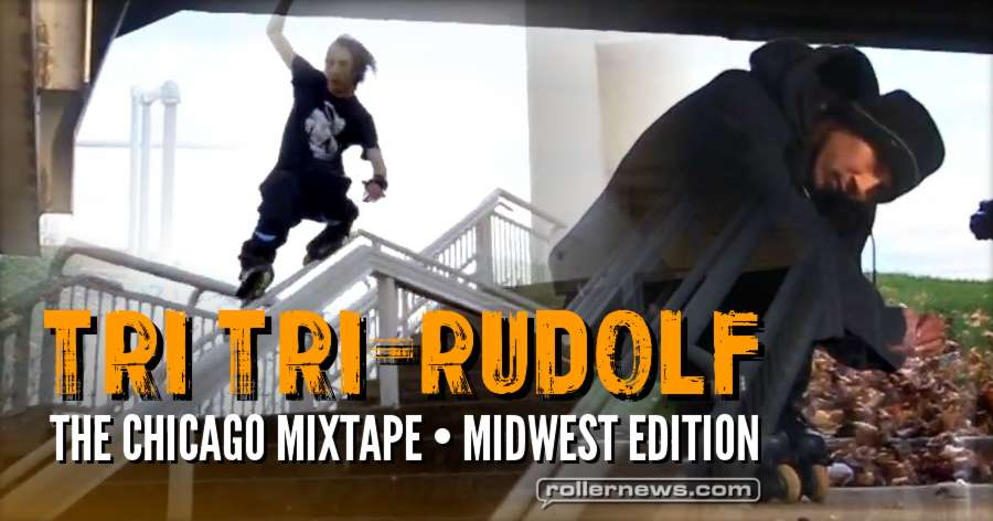Tri Tri Rudolf - The Chicago Mixtape, Midwest Edition (2017) - Section from the VOD by Doug Sharley