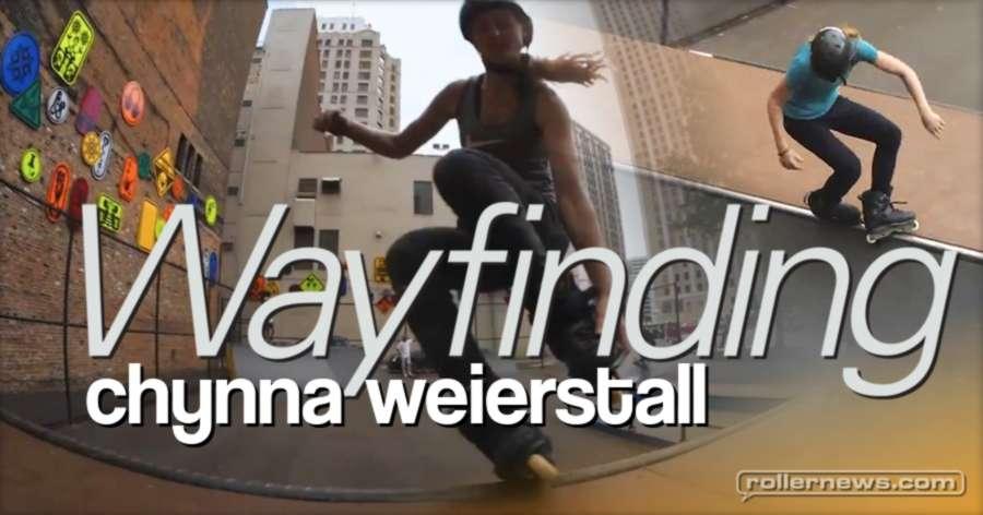 Chynna Weierstall - Wayfinding Park in Downtown Detroit (2017) by Al Dolega