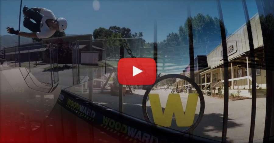 Florian Petitcollin (France) - Woodward West, Summer 2017 Edit