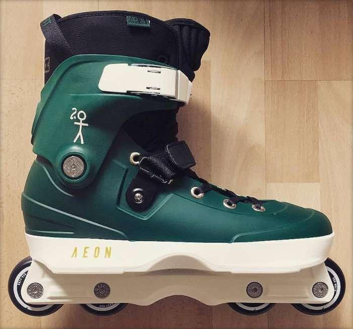 USD Aeon, Albert Hooi Pro Skates - USD 20 Years Anniversary