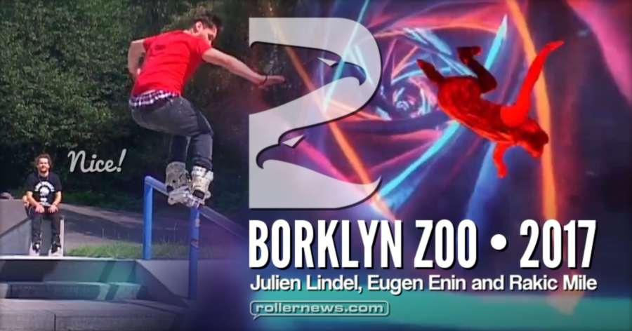 Borklyn Zoo (Germany): Witten Session with Eugen Enin & Friends (2017)