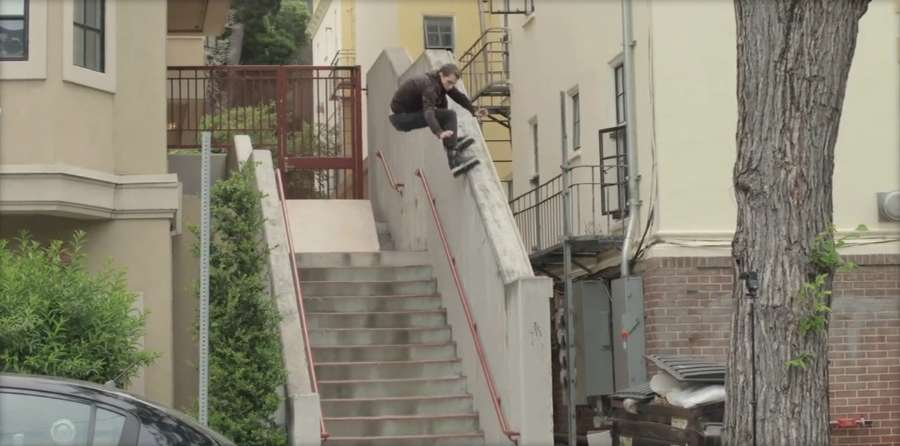 Michael Braud - BARS, PAIN Trailer (2017)
