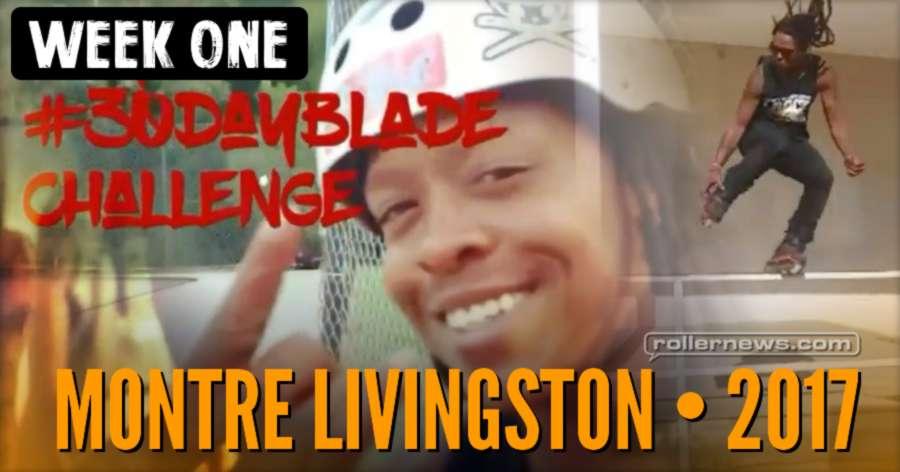 Montre Livingston - 30 days, blade challenge (2017)
