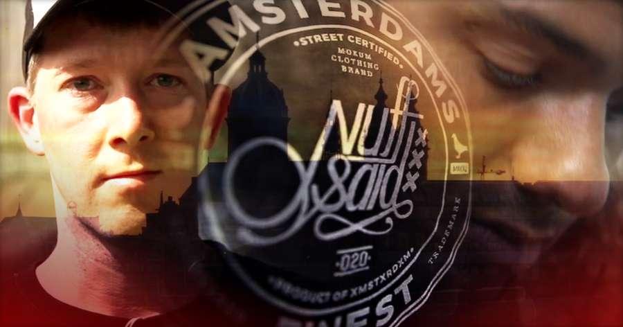 Nuff Said (Amsterdam, 2017) by Remy Cadier
