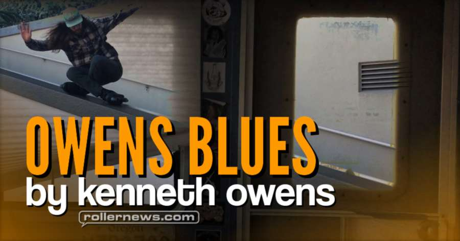 Owens Blues (2017) by Kenneth Owens