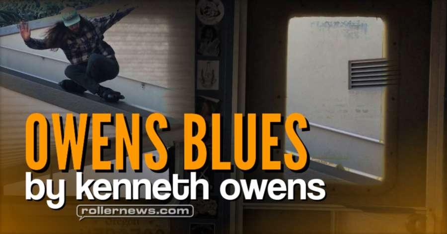Owens Blues (2017) by Kenneth Owens