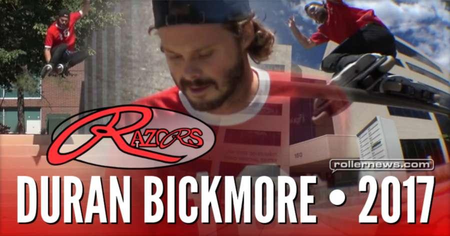 Duran Bickmore (Utah, 2017) - Razors Cult Cream Promo