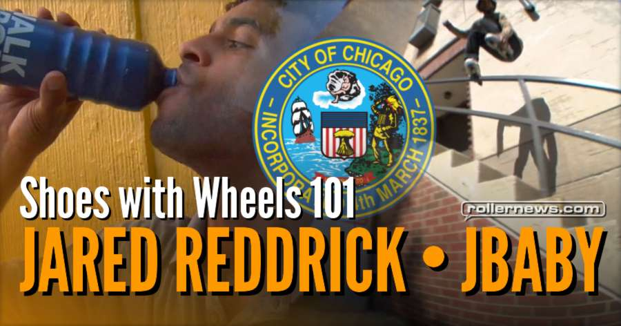 Shoes With Wheels 101: Jared Reddrick (2017)