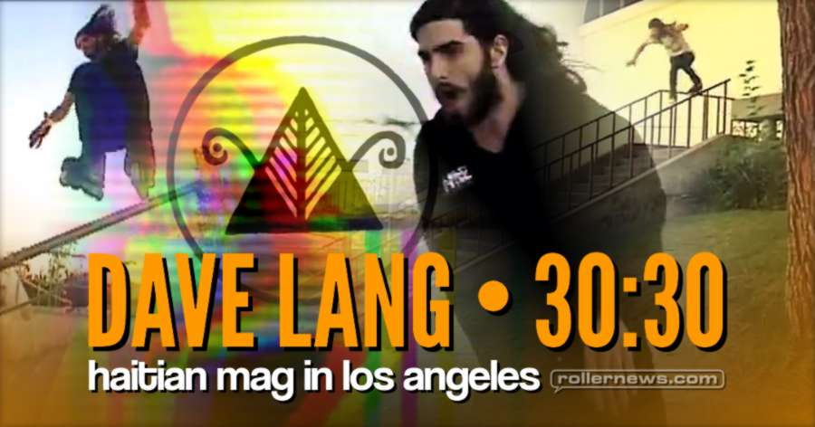 Dave Lang - Haitian Mag 30:30 in Los Angeles