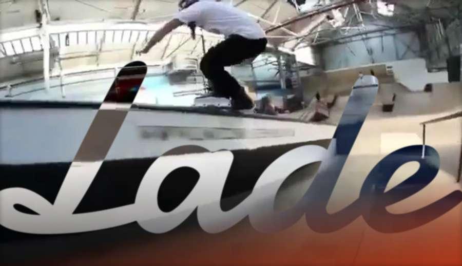 Rosie O'Donoghue - Lade Session at Unit 23 Skatepark (UK, 2017)