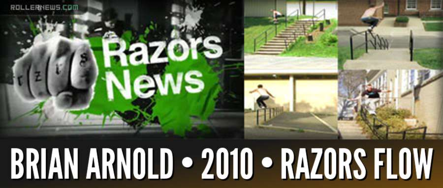 Brian Arnold - Razors Flow (2010) by Brazilionaire