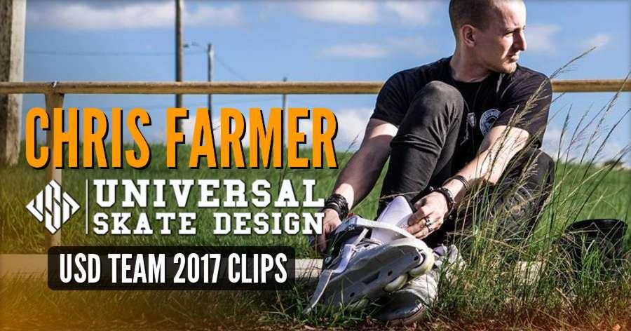 Chris Farmer - USD Team 2017 Clips