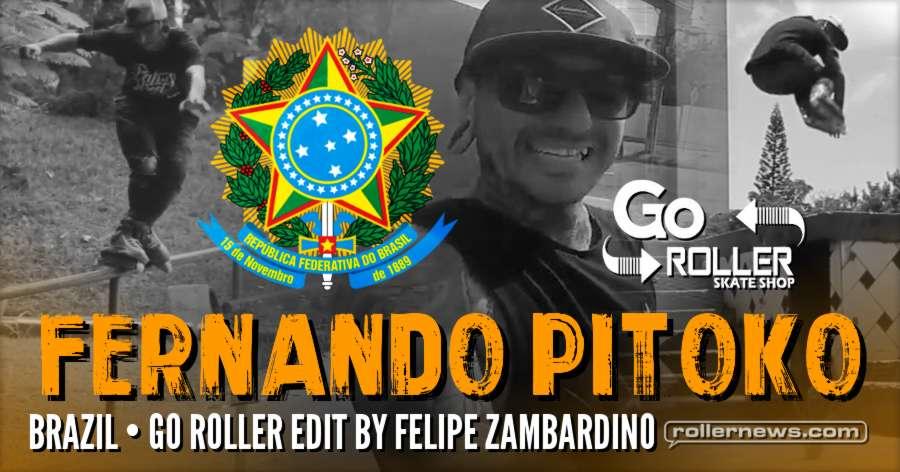 Fernando Pitoko (32, Brazil) - 2017 Edit