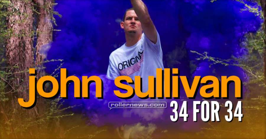 John Sullivan - 34@34 Blade Challenge (2017)