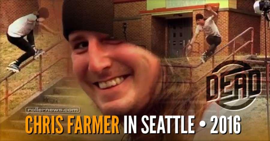 Chris Farmer - Negative Time in Seattle (2016)