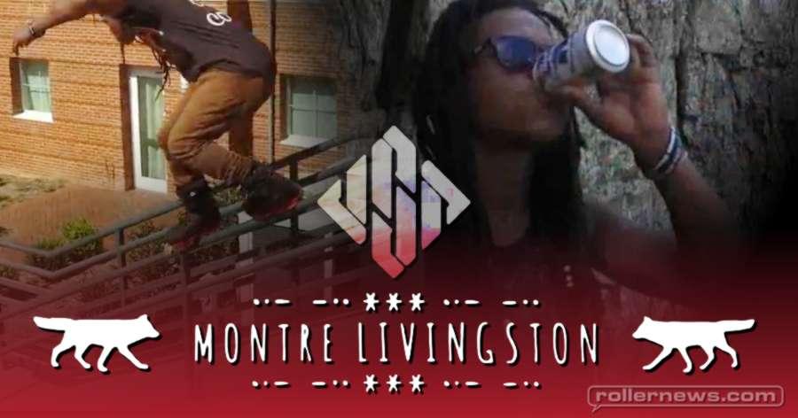 Montre Livingston - USD Sway, Pro Skate Promo (2017) by Phillip Gripper