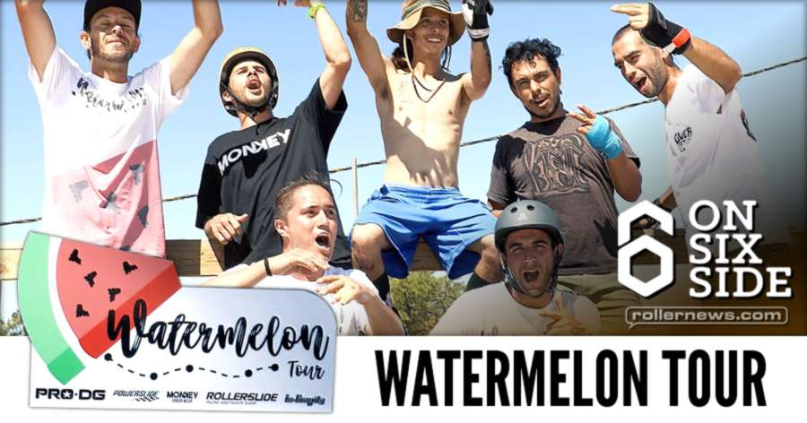 Watermelon Tour 2017 in Portugal - On Six Side Edit