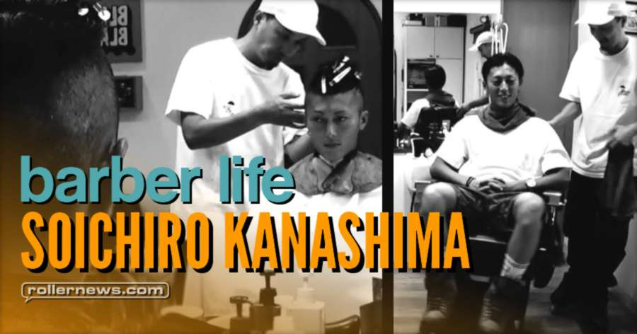 Barber Life - Soichiro Kanashima (Japan, 2017)