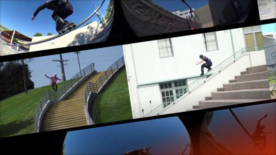 One Mag - Just Blade (VOD, 2017) Montage Promo