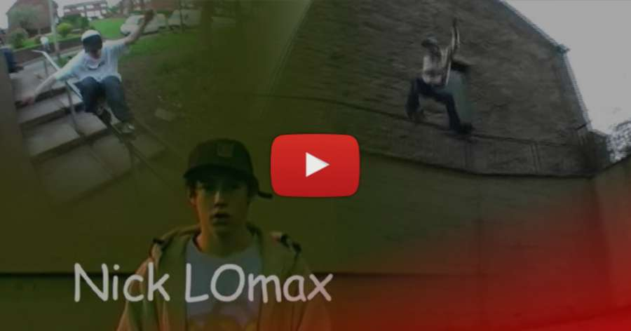 Nick Lomax - Ukskate Profile (200x)