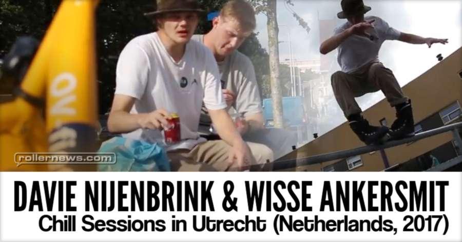 Davie Nijenbrink & Wisse Ankersmit - Chill Sessions in Utrecht (Netherlands, 2017)