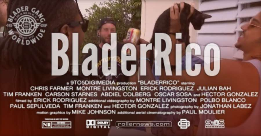 How do skaters start their day? BladerRico Edition - VOD Intro